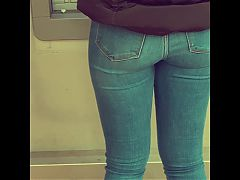 Thick Shapely Booties n Jeans