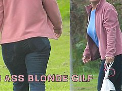 015 - Big Ass Blonde GILF (Field Series)