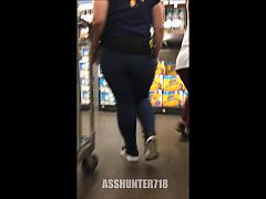 Phat Latina Asses of Walmart Vol. 1