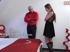 VIP SEX VAULT - Classy Babe Enchant Her BF With Her Moves