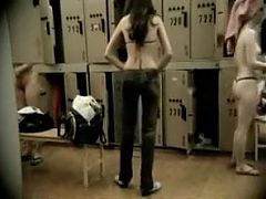 Spying in a locker room