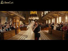 KINGSMAN 2 THE GOLDEN CIRCLE HOCHZEIT