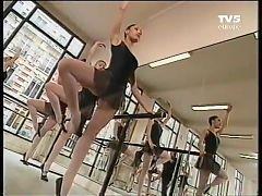 Ballarinas in Thongs