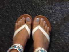 My Feet and pedicure