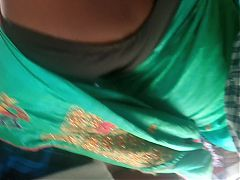 Tamil hot girl enjoyed grouping and dicking in bus (part:1)